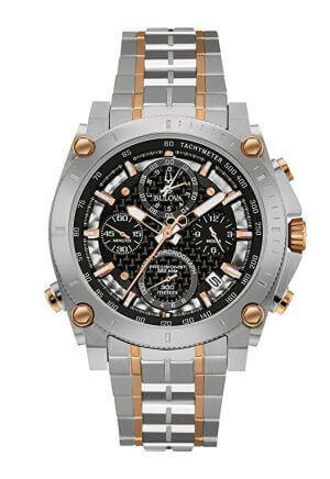 Orologio da uomo Precisionist 98G256 di Bulova