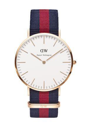 Orologio da uomo Classic Oxford di Daniel Wellington