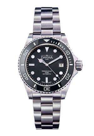Orologio da uomo Ternos Diver Professional Automatic di Davosa