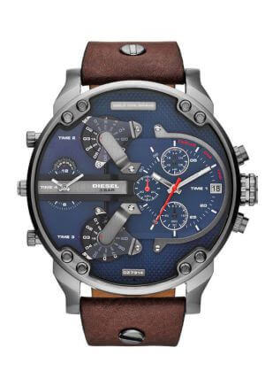 Orologio da uomo Mr. Daddy 2.0 DZ7314 di Diesel