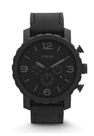 Orologio da uomo Nate JR1401 di Fossil