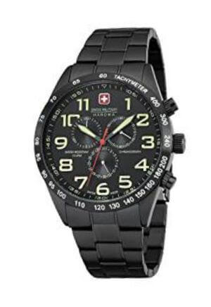 Orologio da uomo Night Rider di Swiss Military Hanowa