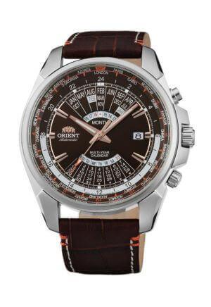 Orologio da donna Multiyear GMT Chrono Worldtime di Orient