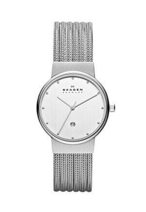 Orologio da donna Ancher Stainless Steel di Skagen