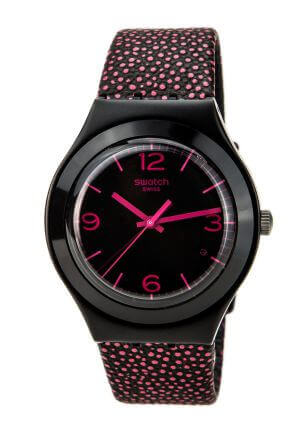 Orologio unisex Pink Drops di Swatch