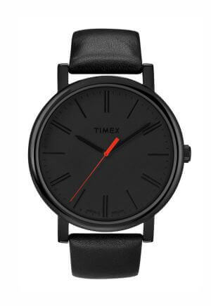 Orologio da uomo Originals Black di Timex