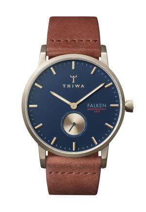 Orologio unisex Loch Falken di Triwa