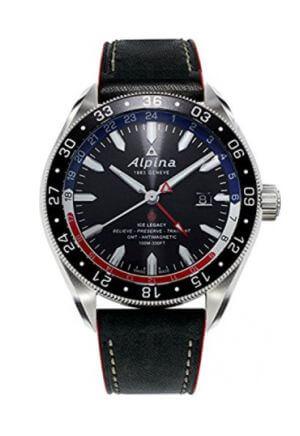 Orologio da uomo Alpiner 4 GMT di Alpina