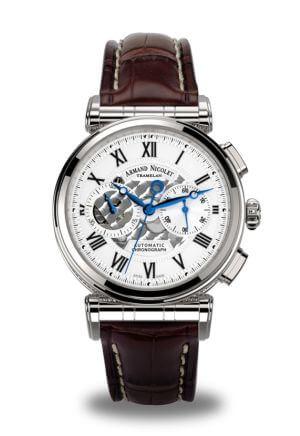 Orologio da uomo Arc Royal Cronograph di Armand Nicolet