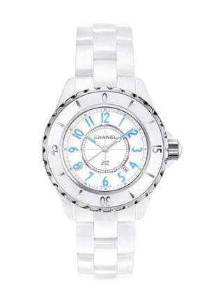 Orologio da donna J12 Blue Light Edizione Limitata di Chanel