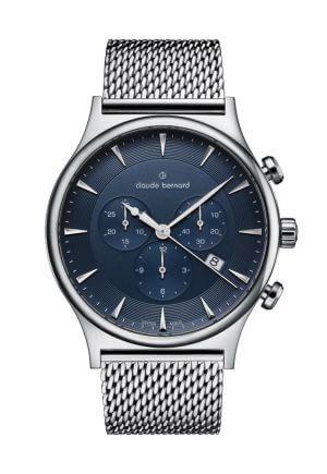 Orologio da uomo Cronogrofo Sophisticated Classics di Claude Bernard