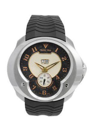Orologio da uomo Quantième Annuel Grand Dateur Automatique di Franc Vila