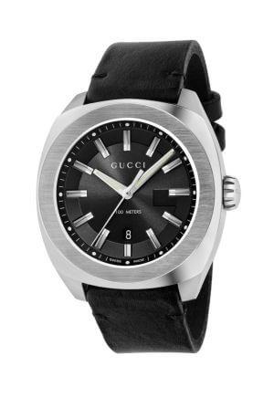 Orologio da uomo GG2570 XL Black Dial di Gucci