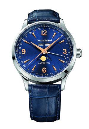 Orologio da uomo 1931 Evolution di Louis Erard