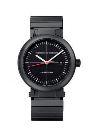 Orologio da uomo Compass Black PVD Titanium di Porsche Design