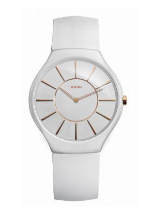 Orologio da donna True Thinline White di Rado