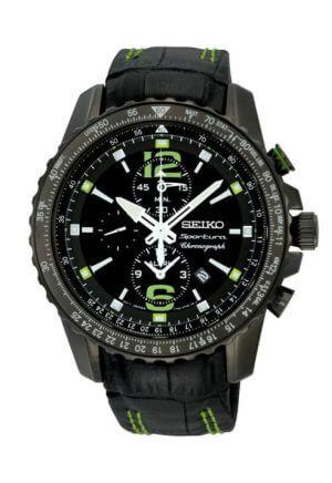 Orologio da uomo Sportura Cronograph di Seiko