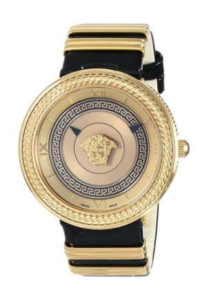 Orologio da uomo V-Metal Icon Gold di Versace
